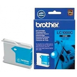 Cartucho tinta BROTHER LC1000C