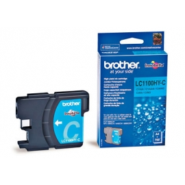 Cartucho tinta BROTHER LC1100HYC